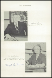 Page 13, 1948 Edition, Hamilton High School - Hamiltonian Yearbook (South Hamilton, MA) online yearbook collection