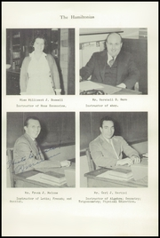 Page 15, 1948 Edition, Hamilton High School - Hamiltonian Yearbook (South Hamilton, MA) online yearbook collection