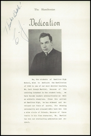 Page 9, 1948 Edition, Hamilton High School - Hamiltonian Yearbook (South Hamilton, MA) online yearbook collection