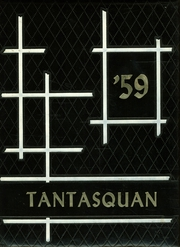 Page 1, 1959 Edition, Tantasqua Regional High School - Tantasquan Yearbook (Sturbridge, MA) online yearbook collection