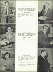 Page 17, 1959 Edition, Tantasqua Regional High School - Tantasquan Yearbook (Sturbridge, MA) online yearbook collection