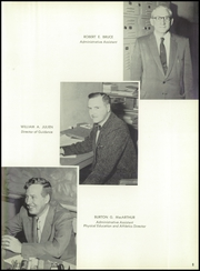 Page 9, 1959 Edition, Tantasqua Regional High School - Tantasquan Yearbook (Sturbridge, MA) online yearbook collection