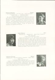 Page 15, 1926 Edition, Ware High School - Limelight Yearbook (Ware, MA) online yearbook collection