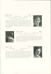 Page 9, 1926 Edition, Ware High School - Limelight Yearbook (Ware, MA) online yearbook collection
