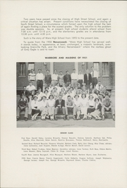Page 16, 1951 Edition, Ware High School - Limelight Yearbook (Ware, MA) online yearbook collection