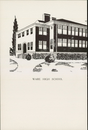 Page 6, 1951 Edition, Ware High School - Limelight Yearbook (Ware, MA) online yearbook collection