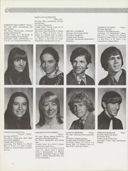 Page 14, 1974 Edition, Ware High School - Limelight Yearbook (Ware, MA) online yearbook collection