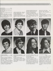 Page 15, 1974 Edition, Ware High School - Limelight Yearbook (Ware, MA) online yearbook collection