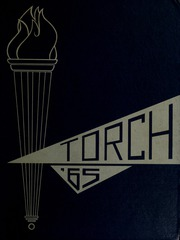 1965 Edition, Tenney High School - Torch Yearbook (Methuen, MA)