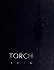 1966 Edition, Tenney High School - Torch Yearbook (Methuen, MA)