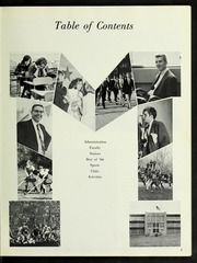 Page 7, 1966 Edition, Tenney High School - Torch Yearbook (Methuen, MA) online yearbook collection
