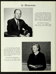 Page 8, 1966 Edition, Tenney High School - Torch Yearbook (Methuen, MA) online yearbook collection