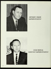 Page 12, 1968 Edition, Tenney High School - Torch Yearbook (Methuen, MA) online yearbook collection