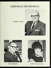 Page 15, 1968 Edition, Tenney High School - Torch Yearbook (Methuen, MA) online yearbook collection
