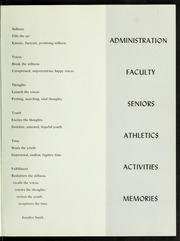 Page 7, 1968 Edition, Tenney High School - Torch Yearbook (Methuen, MA) online yearbook collection