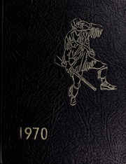 1970 Edition, Tenney High School - Torch Yearbook (Methuen, MA)