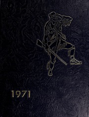 1971 Edition, Tenney High School - Torch Yearbook (Methuen, MA)