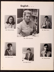 Page 16, 1971 Edition, Tenney High School - Torch Yearbook (Methuen, MA) online yearbook collection