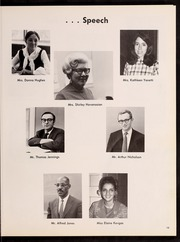 Page 17, 1971 Edition, Tenney High School - Torch Yearbook (Methuen, MA) online yearbook collection