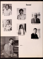 Page 18, 1971 Edition, Tenney High School - Torch Yearbook (Methuen, MA) online yearbook collection