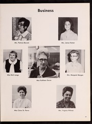 Page 21, 1971 Edition, Tenney High School - Torch Yearbook (Methuen, MA) online yearbook collection