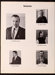 Page 22, 1971 Edition, Tenney High School - Torch Yearbook (Methuen, MA) online yearbook collection