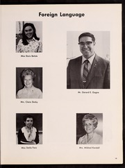 Page 23, 1971 Edition, Tenney High School - Torch Yearbook (Methuen, MA) online yearbook collection