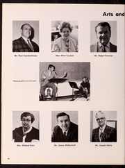 Page 24, 1971 Edition, Tenney High School - Torch Yearbook (Methuen, MA) online yearbook collection