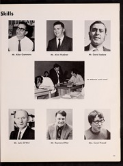 Page 25, 1971 Edition, Tenney High School - Torch Yearbook (Methuen, MA) online yearbook collection