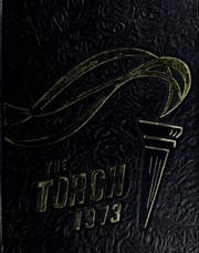 1973 Edition, Tenney High School - Torch Yearbook (Methuen, MA)