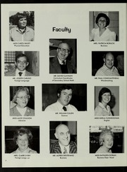 Page 10, 1975 Edition, Tenney High School - Torch Yearbook (Methuen, MA) online yearbook collection