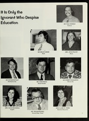 Page 15, 1975 Edition, Tenney High School - Torch Yearbook (Methuen, MA) online yearbook collection