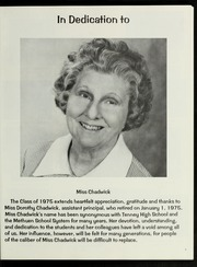 Page 9, 1975 Edition, Tenney High School - Torch Yearbook (Methuen, MA) online yearbook collection