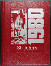 1980 Edition, St Johns High School - Yearbook (Shrewsbury, MA)