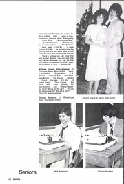 Page 106, 1981 Edition, St Johns High School - Yearbook (Shrewsbury, MA) online yearbook collection
