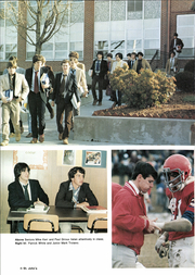 St Johns High School - Yearbook (Shrewsbury, MA) online yearbook collection, 1981 Edition, Page 12