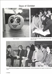 Page 18, 1981 Edition, St Johns High School - Yearbook (Shrewsbury, MA) online yearbook collection