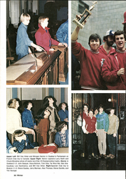Page 34, 1981 Edition, St Johns High School - Yearbook (Shrewsbury, MA) online yearbook collection