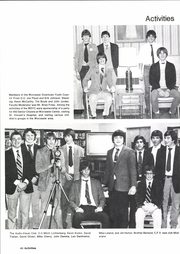 Page 50, 1981 Edition, St Johns High School - Yearbook (Shrewsbury, MA) online yearbook collection