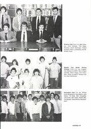 Page 51, 1981 Edition, St Johns High School - Yearbook (Shrewsbury, MA) online yearbook collection