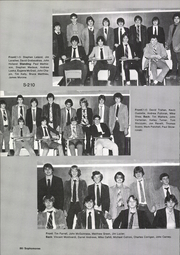 Page 92, 1981 Edition, St Johns High School - Yearbook (Shrewsbury, MA) online yearbook collection