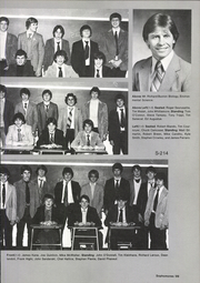Page 93, 1981 Edition, St Johns High School - Yearbook (Shrewsbury, MA) online yearbook collection