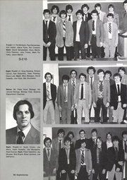 Page 94, 1981 Edition, St Johns High School - Yearbook (Shrewsbury, MA) online yearbook collection