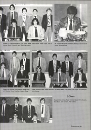 Page 95, 1981 Edition, St Johns High School - Yearbook (Shrewsbury, MA) online yearbook collection