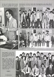 Page 96, 1981 Edition, St Johns High School - Yearbook (Shrewsbury, MA) online yearbook collection