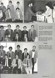 Page 97, 1981 Edition, St Johns High School - Yearbook (Shrewsbury, MA) online yearbook collection