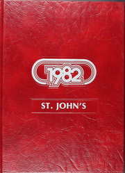 1982 Edition, St Johns High School - Yearbook (Shrewsbury, MA)