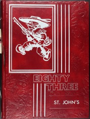 Page 1, 1983 Edition, St Johns High School - Yearbook (Shrewsbury, MA) online yearbook collection