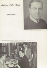 Page 13, 1950 Edition, Boys Catholic High School - Hi Way Yearbook (Malden, MA) online yearbook collection