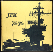 Page 1, 1976 Edition, John F Kennedy (CVA 67) - Naval Cruise Book online yearbook collection
